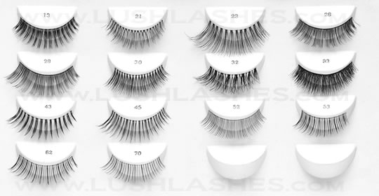 08b541006b4 Natural False Eyelash Collection makes everyday wear possible.